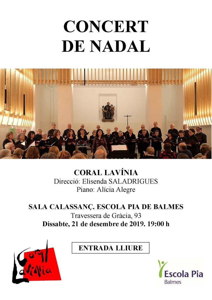 Concert Nadal 2019